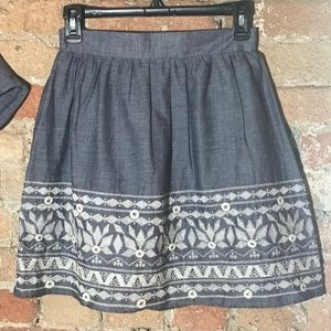 Two Piece Everly Skirt Outfit
